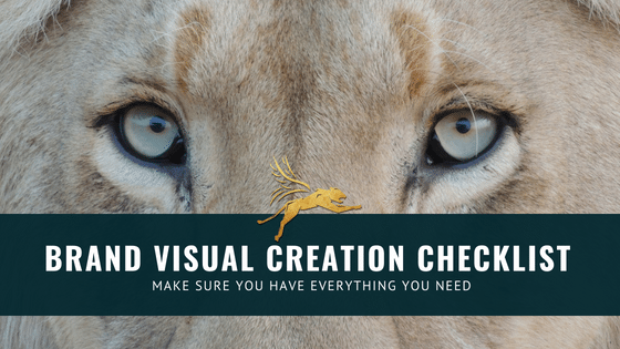 BRAND VISUAL CREATION CHECKLIST