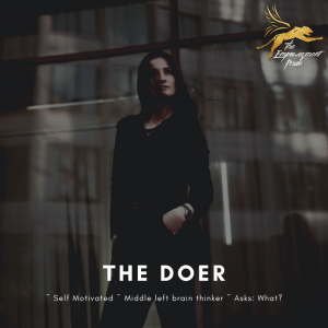 personality traits The Doer