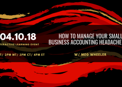 How To Manage Your Small Business Accounting Headache Free