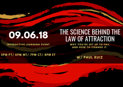 The Science Behind the Law of Attraction